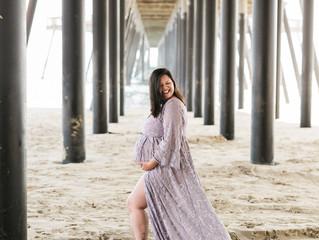Vicki + Spenser: Maternity