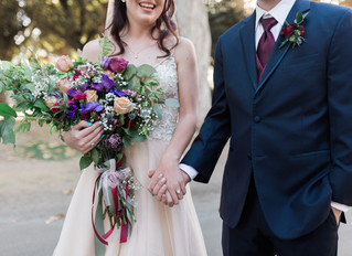 Jess + Ian: Kern County Museum Wedding