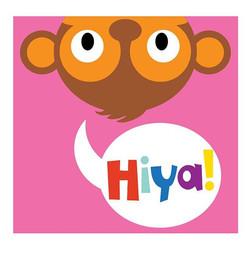 Hiya!! Happy Thursday! 🎉 _incolourfulcompany #upsidedown_-_-_-_-_-_-_-_-_#incolourfulcompany #monke