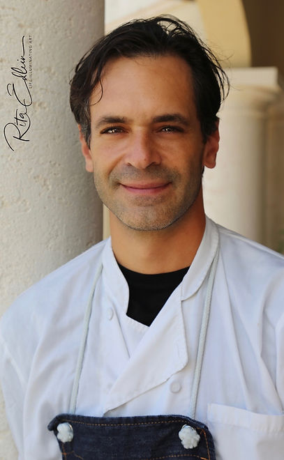 Jonathan Kresil headshot.  Private Chef Personal Chef Turks and Caicos TCI Provideniciales.  Caicos Cuisine