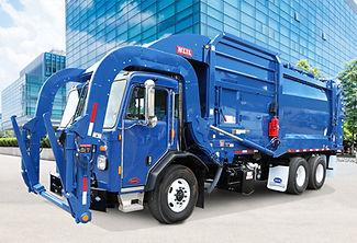 halfpack-odyssey-frontload-garbage-truck