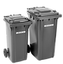 Residentail Refuse Containers
