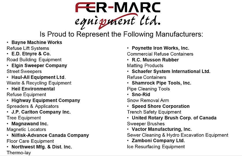 Fer-Marc Line Card