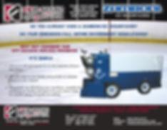 Fer-Marc Equipment Zamboni Off Seson Program