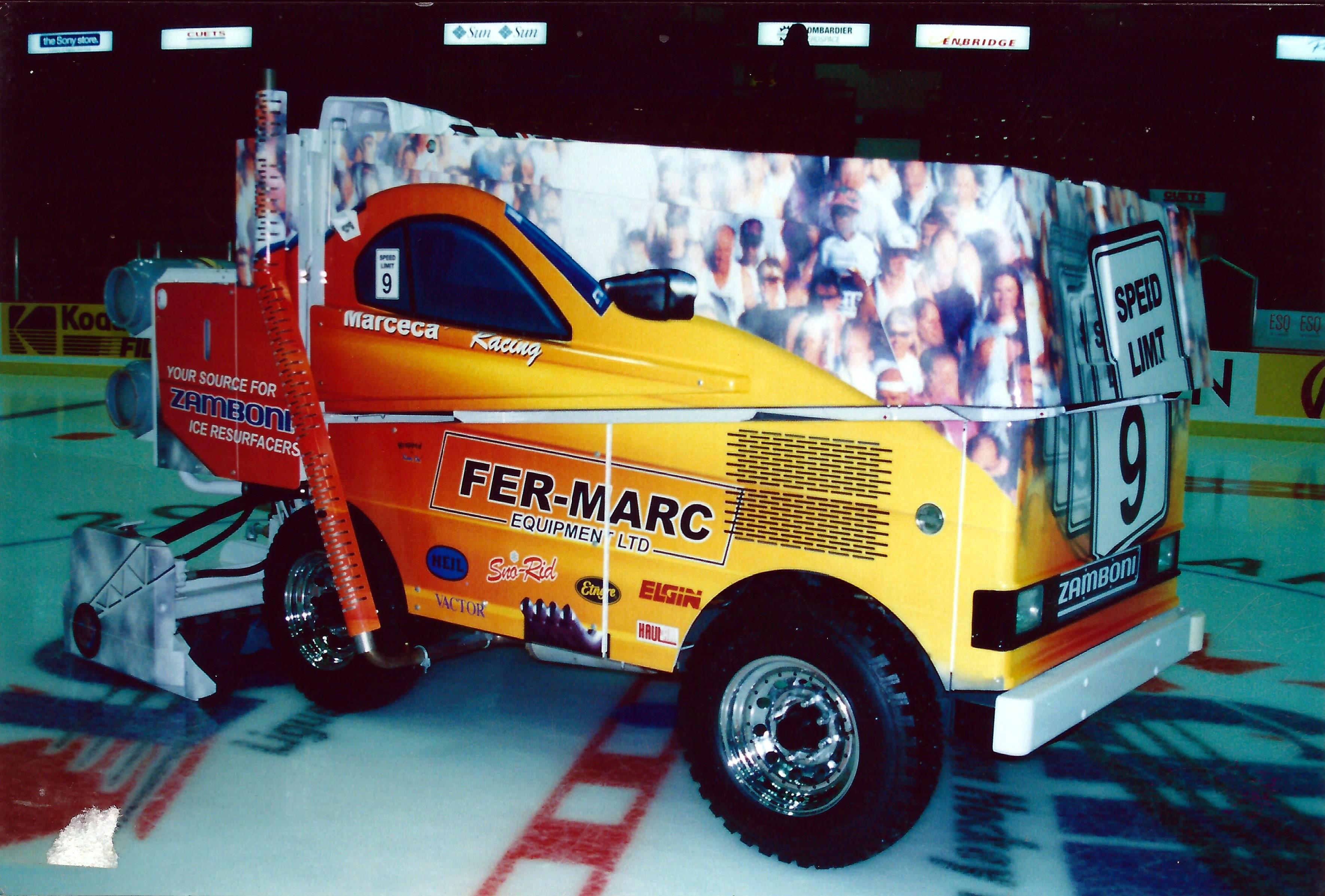 Marceca Racing Zamboni 1
