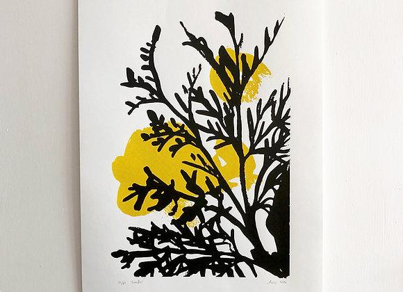 Conifer - A2 Screen Print