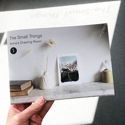 The Small Things Exhibition Booklet