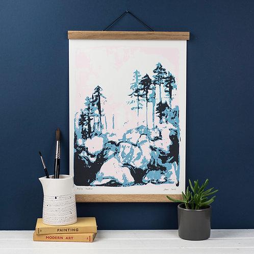 Kallio - Screen Print