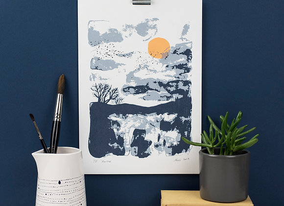 Marshes - Screen Print