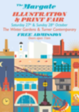 margate illustration and print fair post