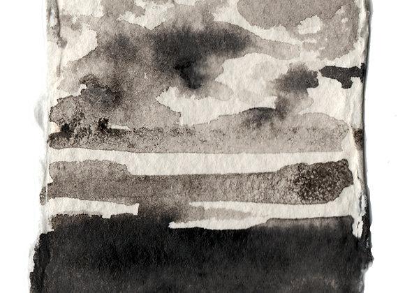 Untitled (beach sketch)