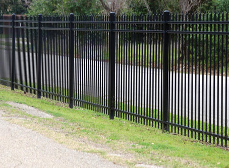 Fences Can Improve Appearance of Homes