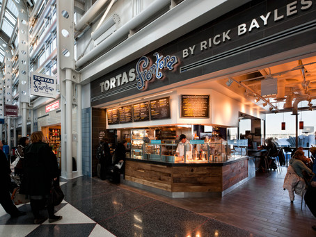 Tortas Frontera by Rick Bayless, Chicago ORD