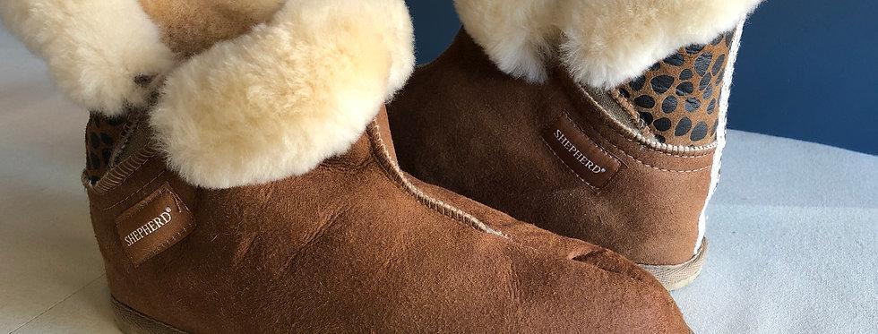 Mariette Sheepskin Slippers