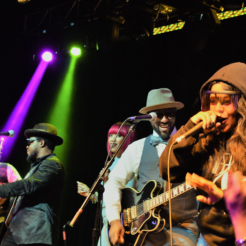 The Funk Parade - The Chuck Brown Band | Michelle Blackwell & More on U St
