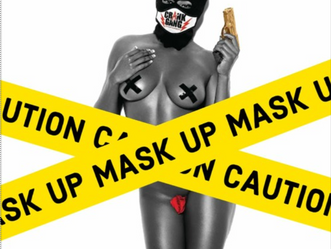 """NEW RELEASE FROM NEW IMPRESSIONZ """"MASK UP"""""""