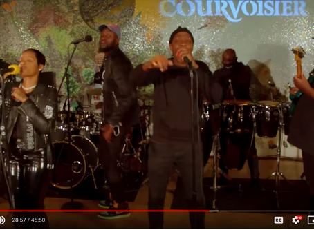 "BACKYARD AND NEW IMPRESSIONZ LIVE STREAM ""IN HONOR OF GO - GO"" 