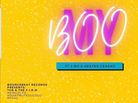 "TCB RELEASES ""MY BOO"" FEAT. J-BO & HEATER CAESAR"