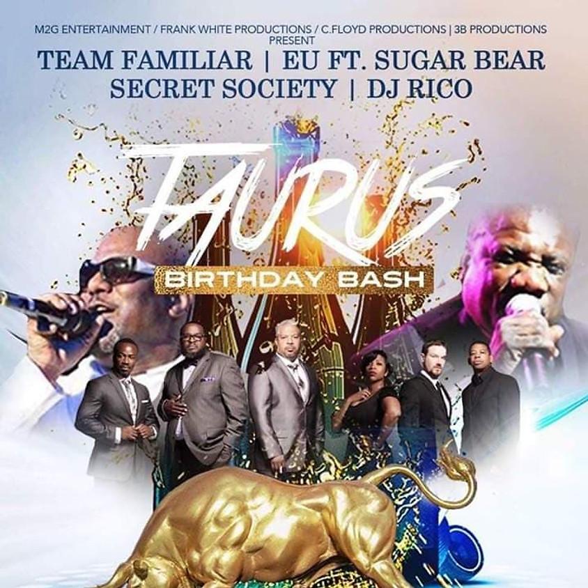Team Familiar, EU ft. Sugar Bear & Secret Society