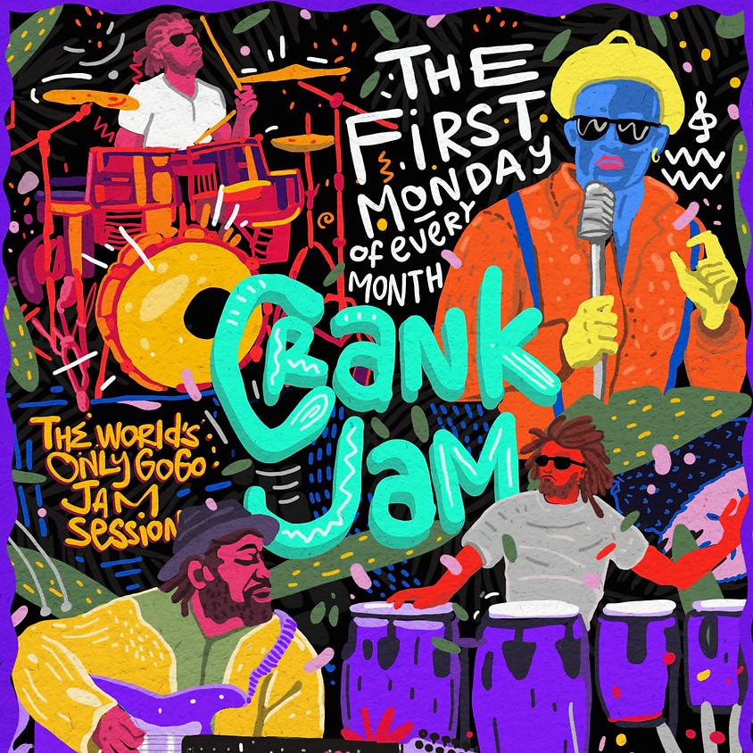 Crank Jam - August