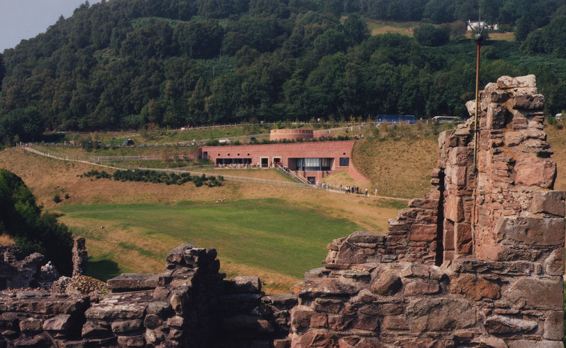 Urquhart Castle Visitor Centre
