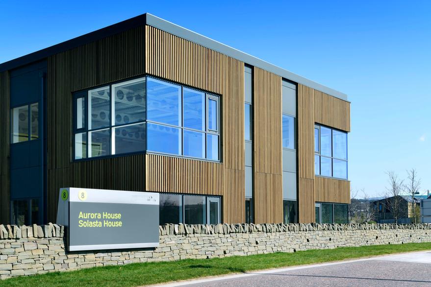 Solasta House, Inverness Campus