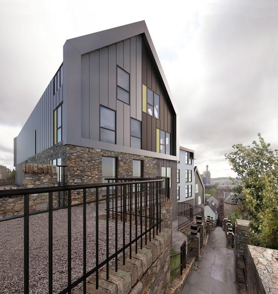 Rainings Stairs, Inverness