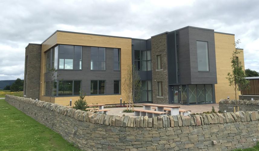 Aurora House, Inverness Campus