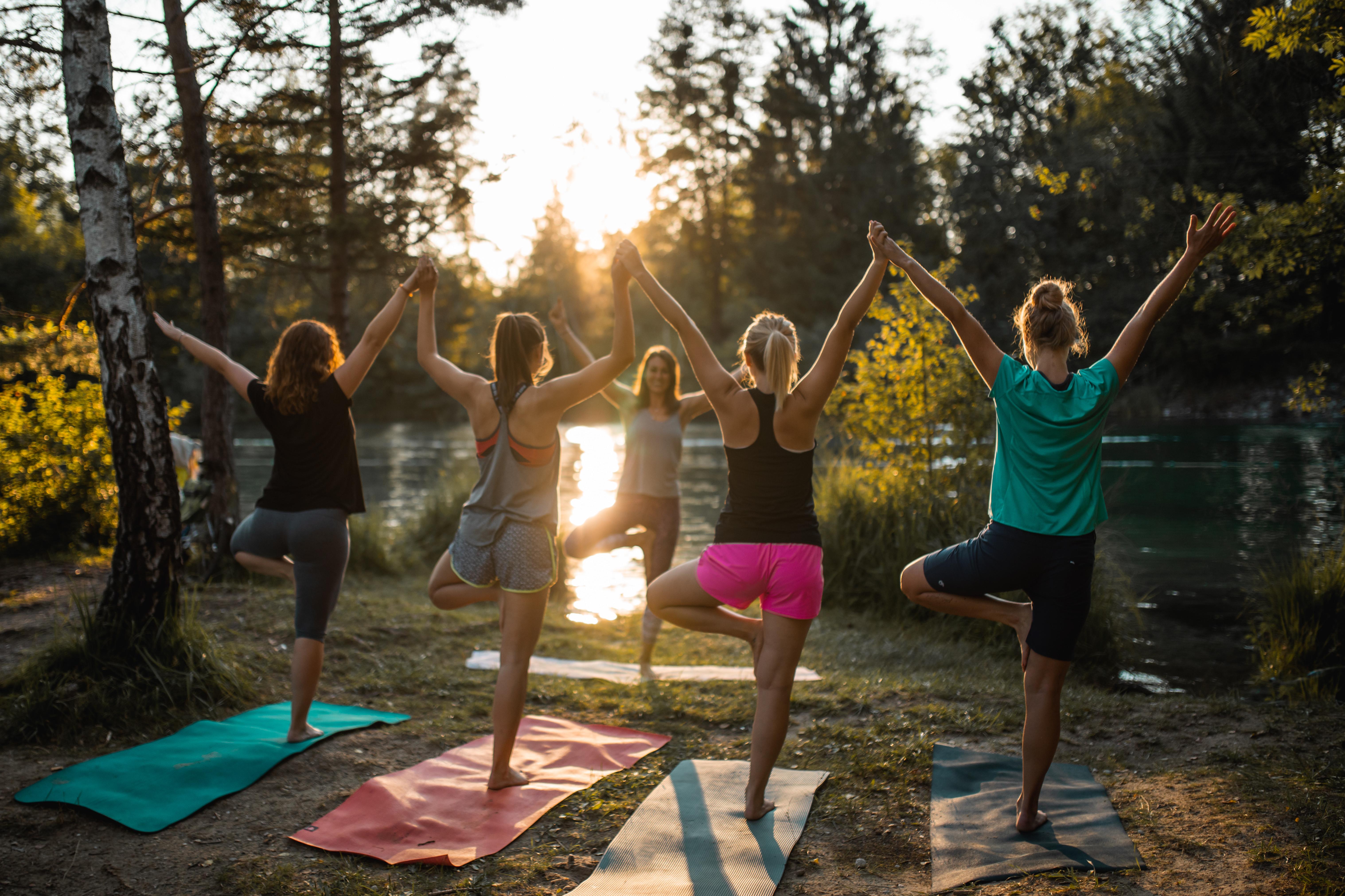 Yogaklassen Junipaket