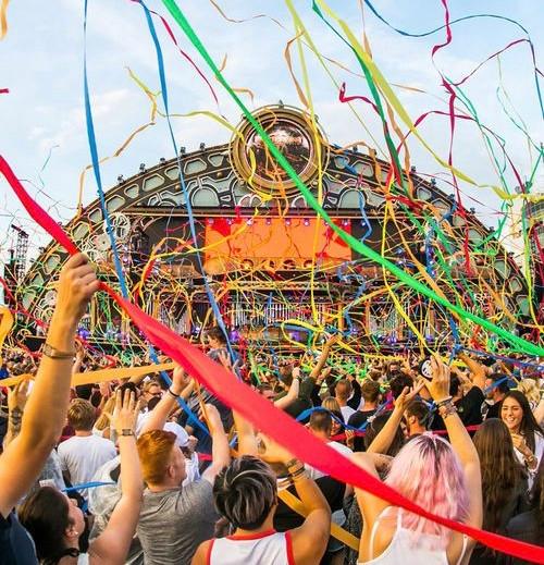 Lollapalooza Festival Berlin Germany