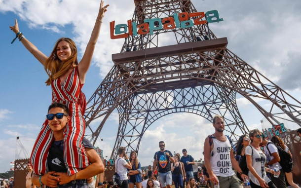 Lollapalooza Festival Paris Longchamps