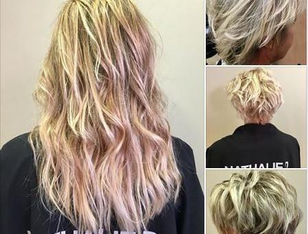 Variations de blonds