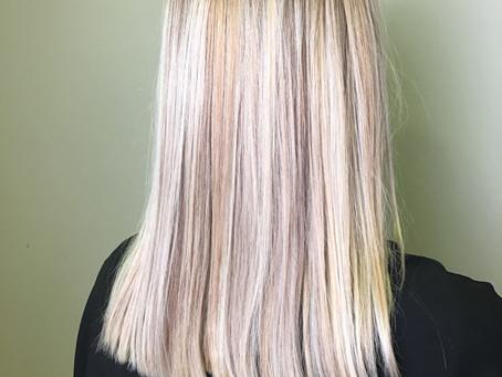 Sublimer le blond