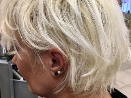 Blond suédois