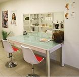 Espace privatif pour réparations capillaires, Salon de Coiffure Nathalie D