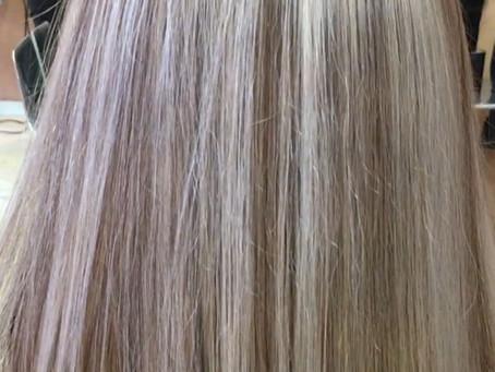 Blond très clair