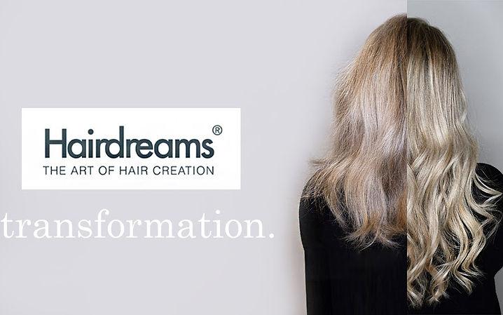 Extensions de cheveux Hairdreams, Salon de Coiffure Nathalie D