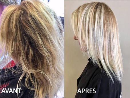 #Hairpainting #BlondHair