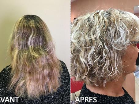 Coaching coiffure,  affirme ta personnalité !