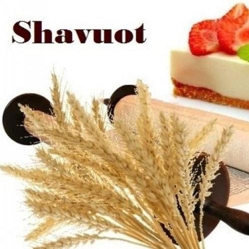 SHAWOE'OT BROCHURE