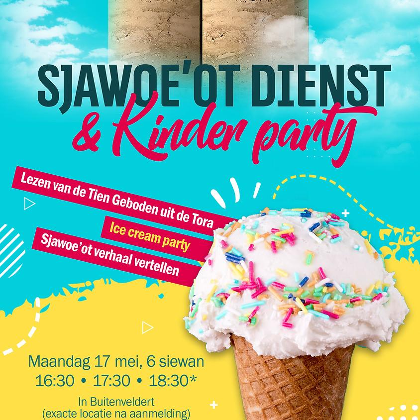Sjawoe'ot dienst & Kinder party
