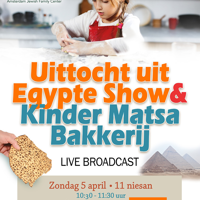 Live Broadcast Pesach Show