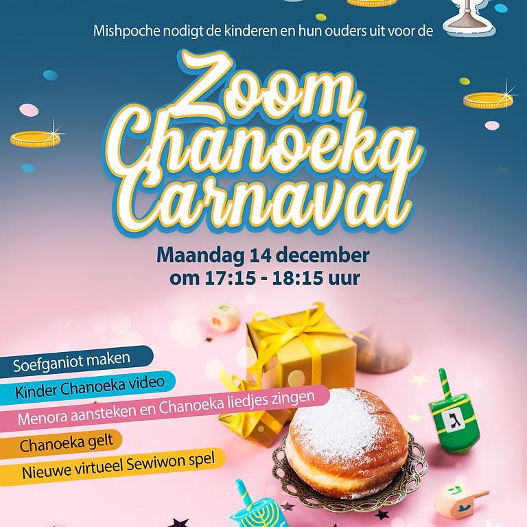 Zoom Chanoeka Carnaval