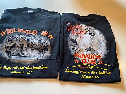 Idlewild shirt