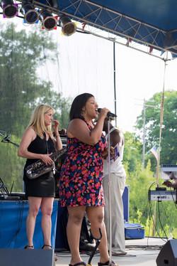 Monica Marie Jones - Festival Host