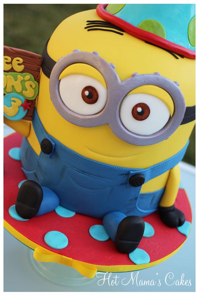 Custom Cakes | Elk Grove, CA | Hot Mama\'s Cakes
