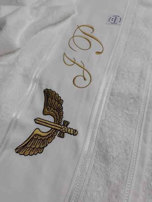 Toalha de banho símbolo Aeronáutica