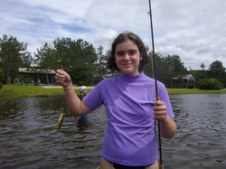 Spincast Fishing