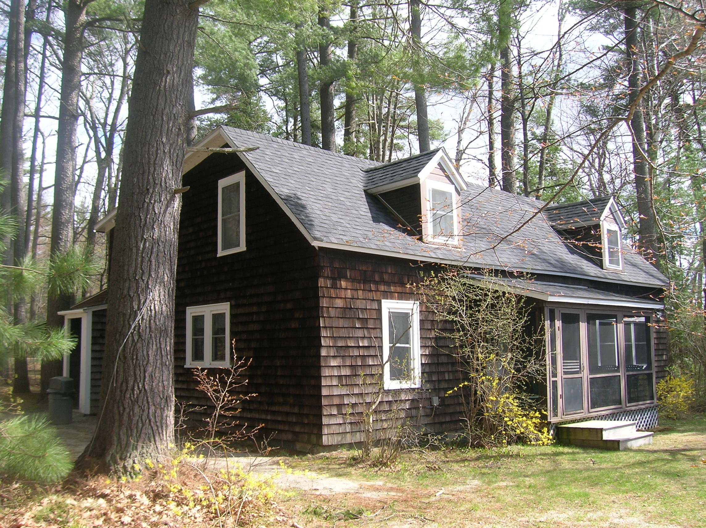 University Cottage