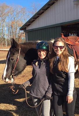 2018 Christmas Camp Boone, Skylar & Sara